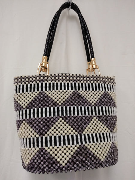 Hand beaded Kenya African Purse