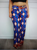 Womens Wide Leg Palazzo Bolero Pants XL, 2X, 3X