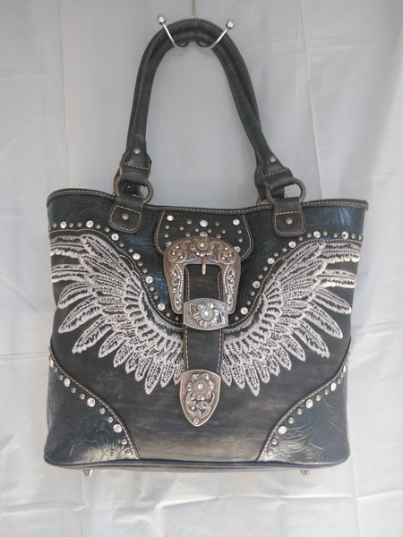 Montana West Shoulder Handbag Purse