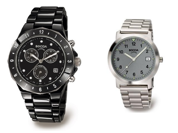 Top Four Reasons To Buy Boccia Titanium Watches And Jewelry