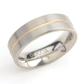 Boccia: A New Name In The Realm Of Titanium Rings