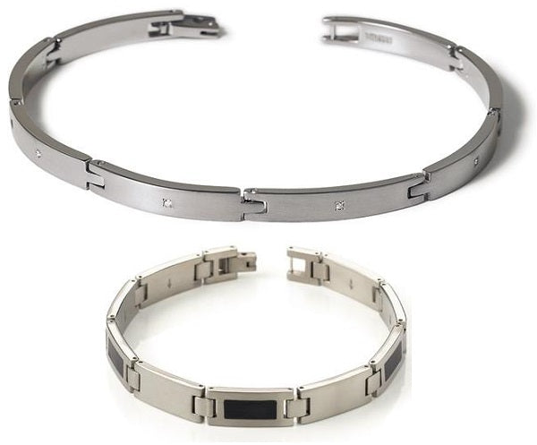 Titanium Bracelets as Men's Premium Jewelry Choice