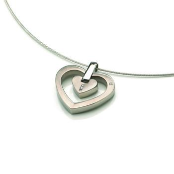Holiday Gifting: Titanium Pendants and Necklaces for Mums