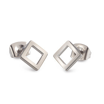05026-02 Boccia Titanium Earrings