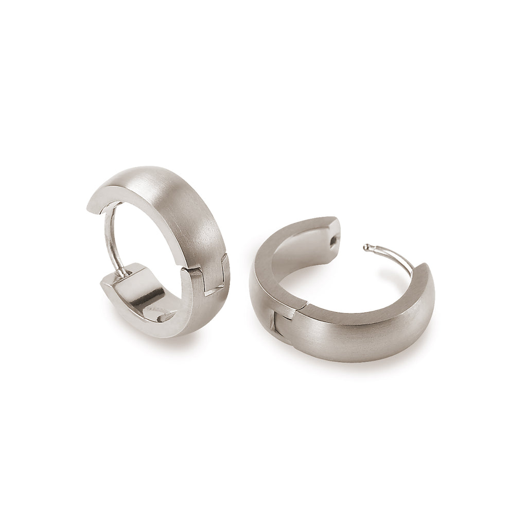 0539-01 Boccia Titanium Earrings