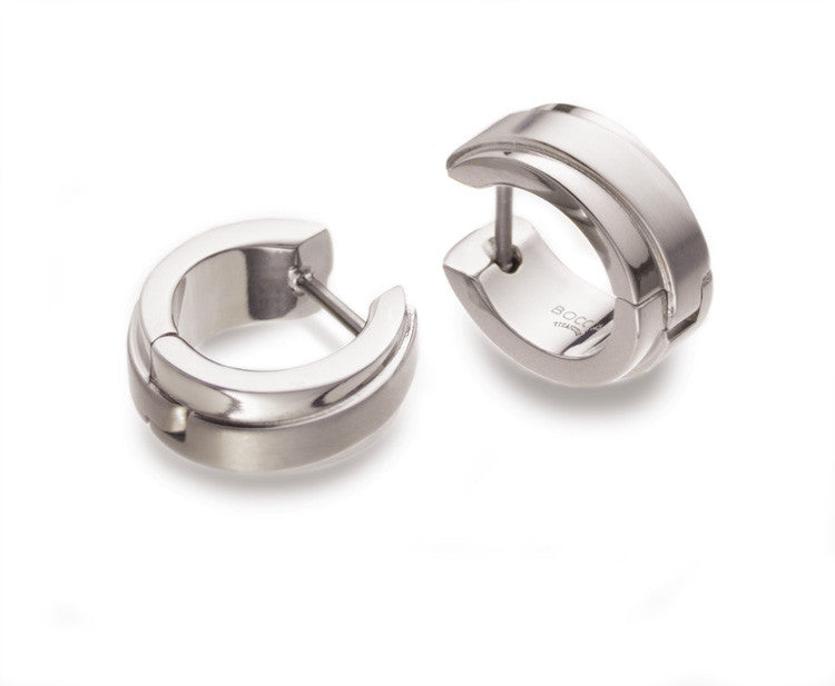 0560-01 Boccia Titanium Earrings