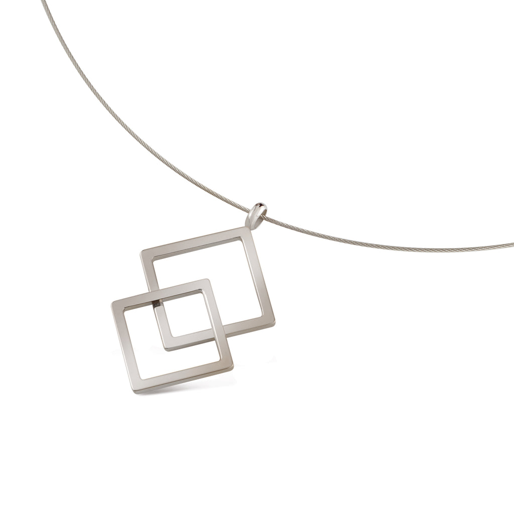 07020-01 Boccia Titanium Pendant  (choose chain separately)