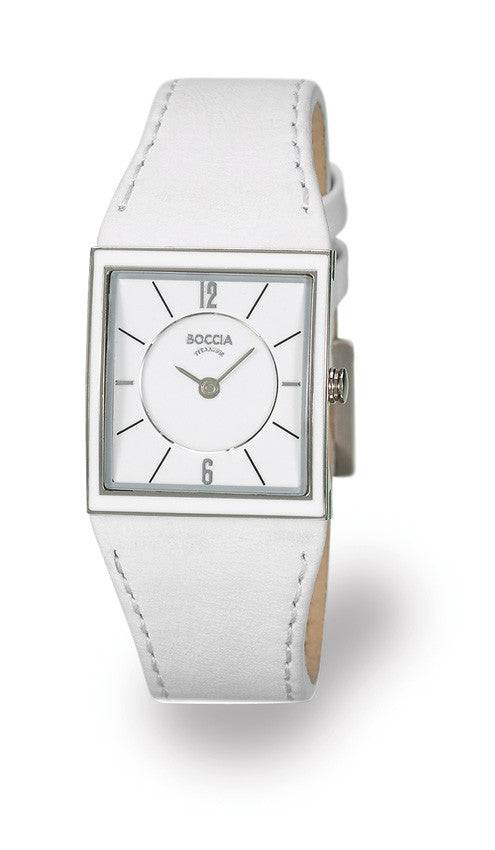 3148-03 Ladies Boccia Titanium Watch