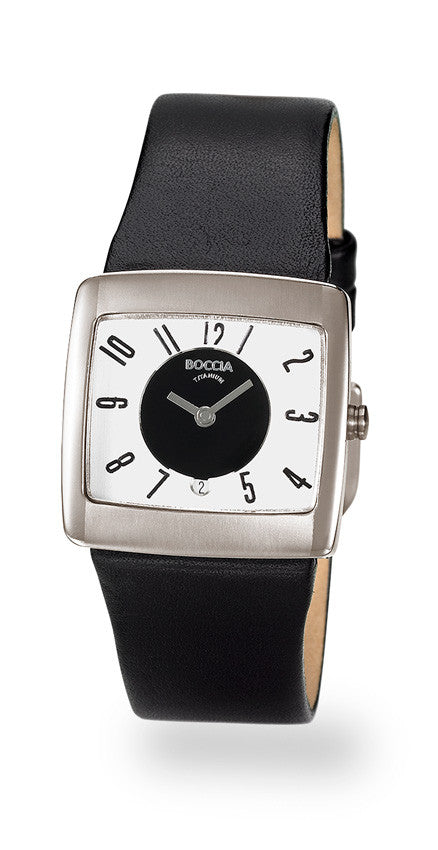 3150-03 Ladies Boccia Titanium Watch