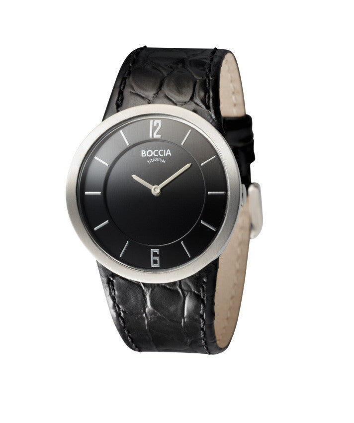 3161-07 Ladies Boccia Titanium Watch