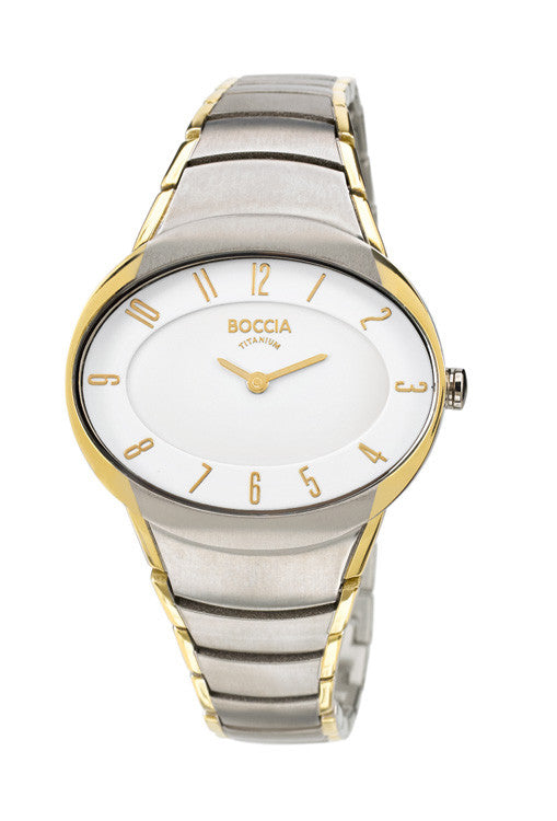 3165-11 Ladies Boccia Titanium Watch