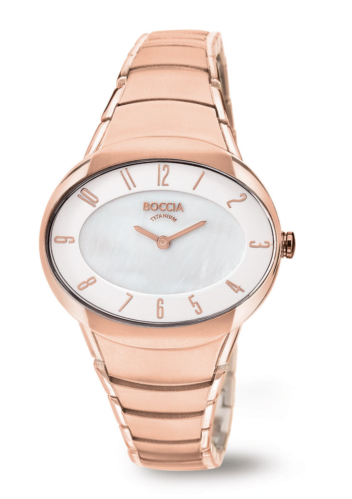 3165-22 Ladies Boccia Titanium Watch