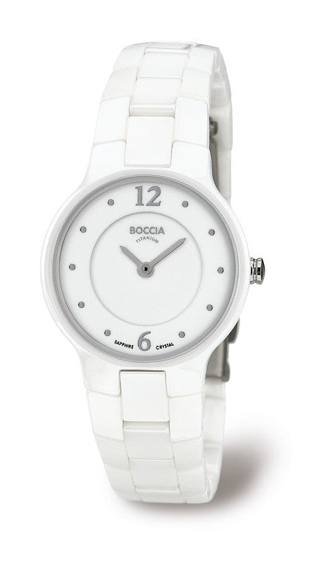 3200-01 Ladies Boccia Titanium Watch