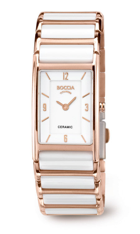 3212-03 Ladies Boccia Titanium Watch