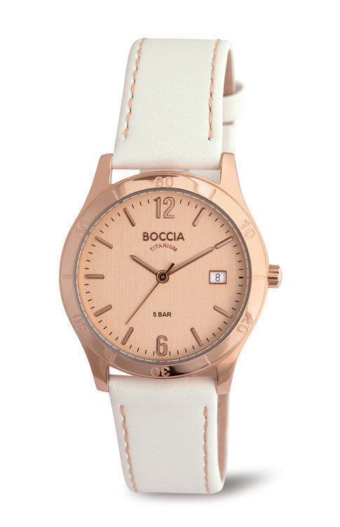3234-01 Ladies Boccia Titanium Watch