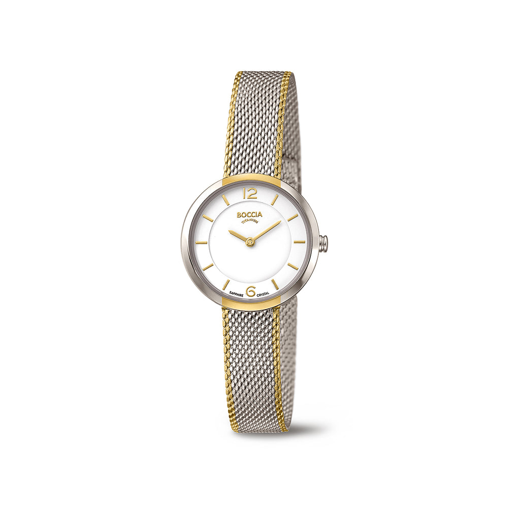 3266-06 Ladies Boccia Titanium Watch