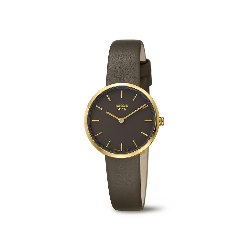 3279-02 Ladies Boccia Titanium Watch
