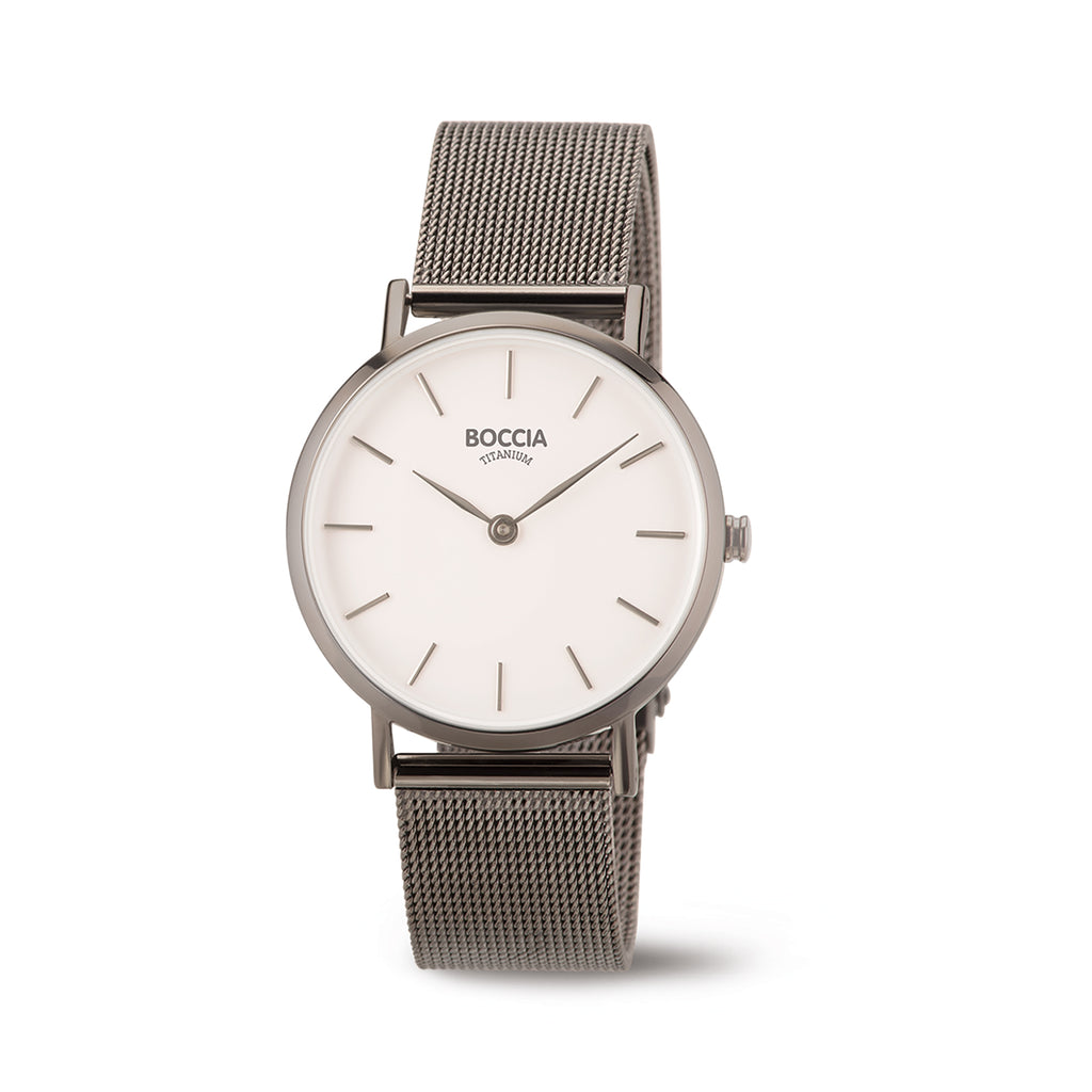 3281-04 Ladies Boccia Titanium Watch