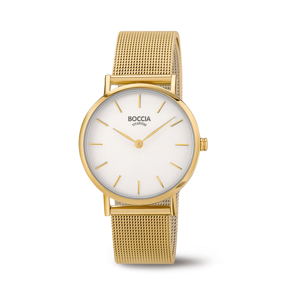 3281-06 Ladies Boccia Titanium Watch