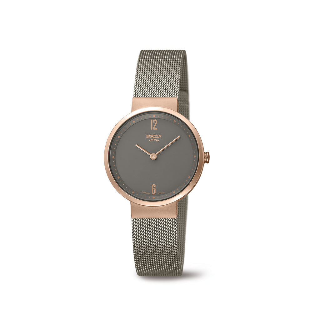 3283-03 Ladies Boccia Titanium Watch