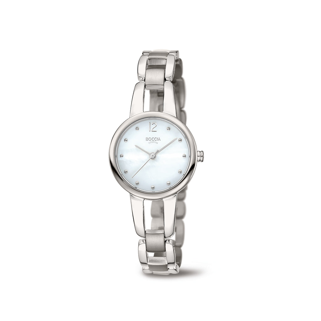 3290-01 Ladies Boccia Titanium Watch