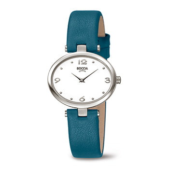 3295-01 Ladies Boccia Titanium Watch