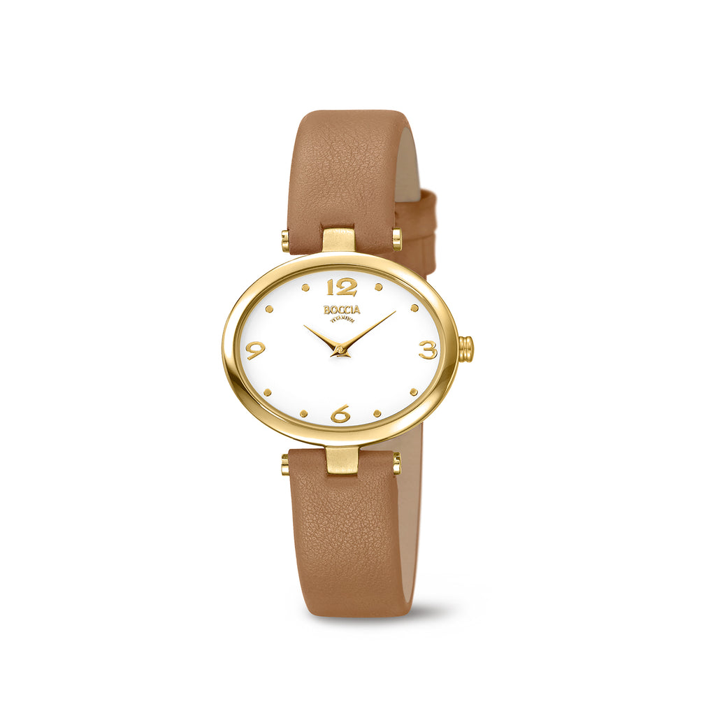 3295-04 Ladies Boccia Titanium Watch