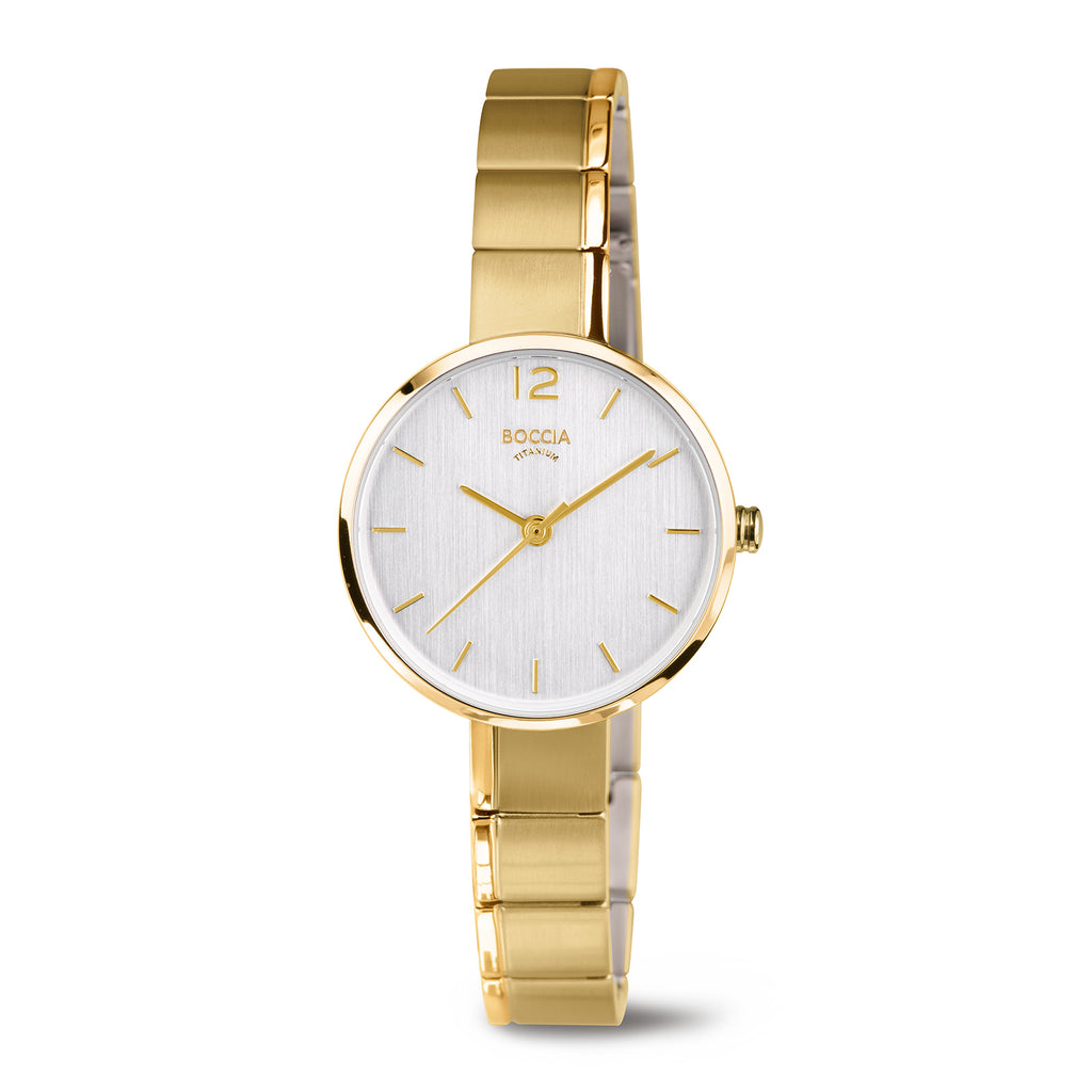 3308-03 Ladies Boccia Titanium Watch
