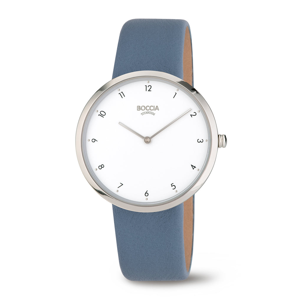 3309-07 Ladies Boccia Titanium Watch