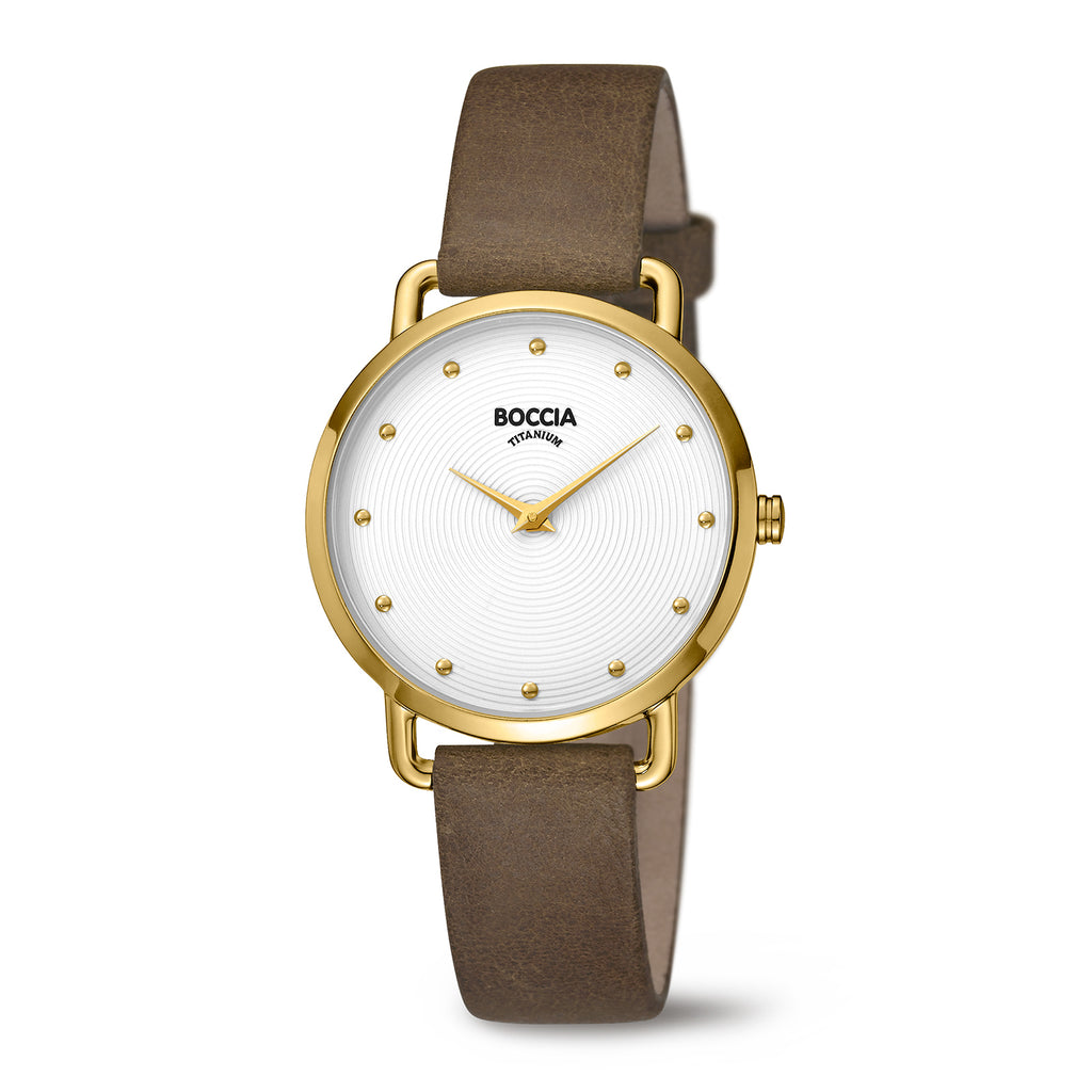 3314-02 Ladies Boccia Titanium Watch