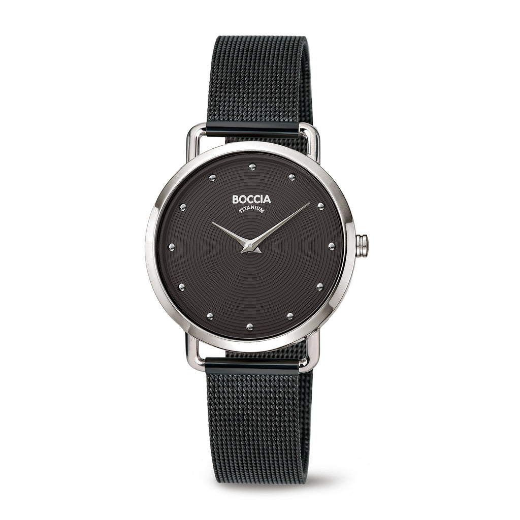 3314-03 Ladies Boccia Titanium Watch