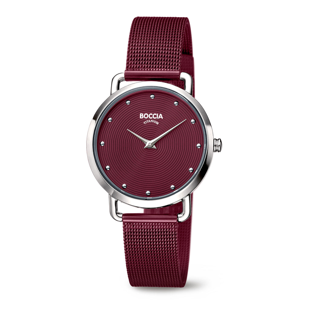 3314-05 Ladies Boccia Titanium Watch