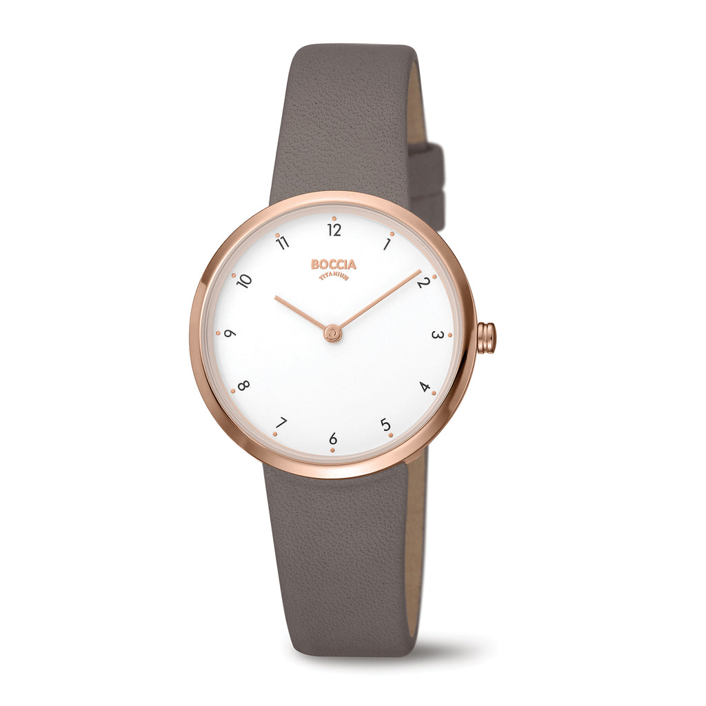 3315-03 Ladies Boccia Titanium Watch