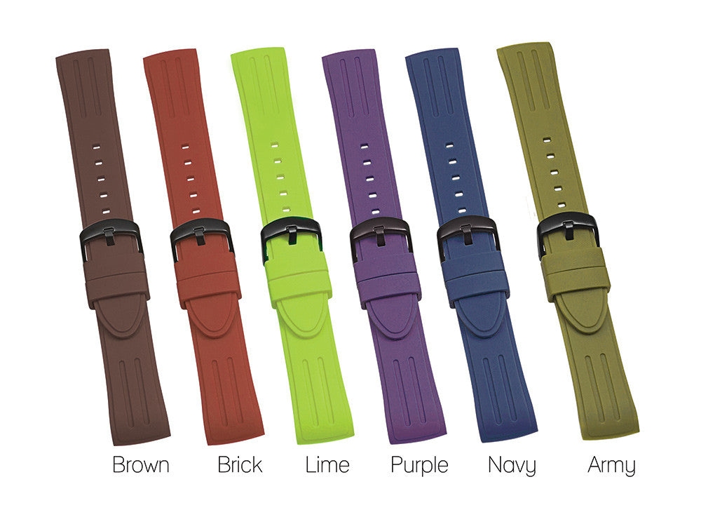 Boccia id. Colorful Rubber Straps