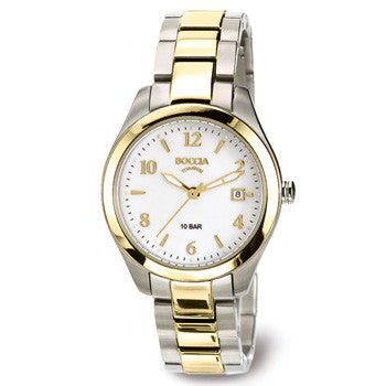 3160-03 Ladies Boccia Titanium Watch