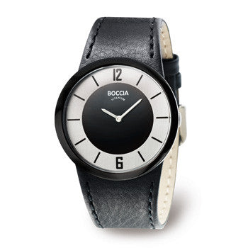 3227-01 Ladies Boccia Titanium Watch