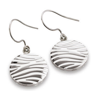 0576-01 Boccia Titanium Earrings