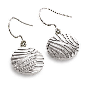 0576-04 Boccia Titanium Earrings