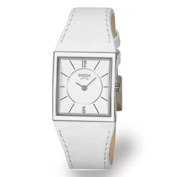 3161-01 Ladies Boccia Titanium Watch