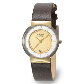 3123-07 Ladies Boccia Titanium Watch