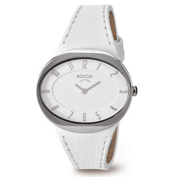 3148-01 Ladies Boccia Titanium Watch