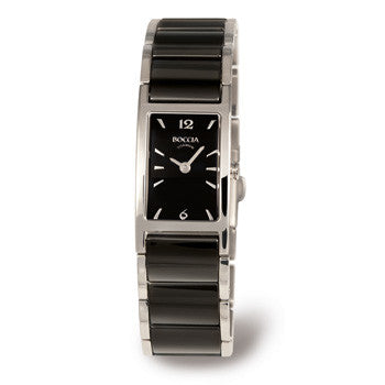 3201-03 Ladies Boccia Titanium Watch