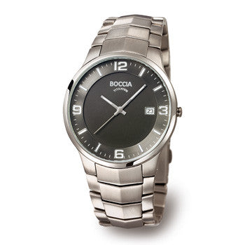 3586-02 Mens Boccia Titanium Automatic Watch