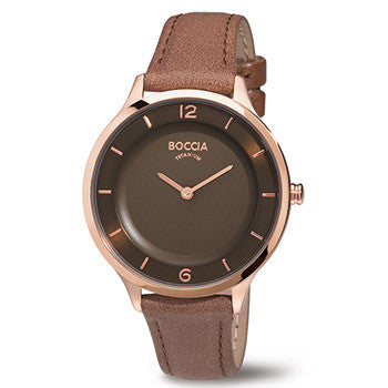 3249-03 Ladies Boccia Titanium Watch