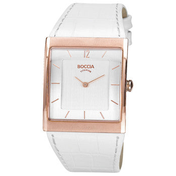 3209-01 Ladies Boccia Titanium Watch