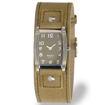3155-01 Ladies Boccia Titanium Watch