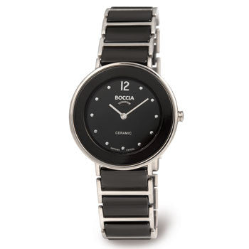 3209-03 Ladies Boccia Titanium Watch