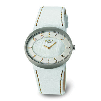 3142-03 Ladies Boccia Titanium Watch