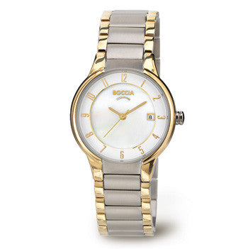 3228-02 Ladies Boccia Titanium Watch