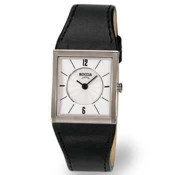 3201-02 Ladies Boccia Titanium Watch